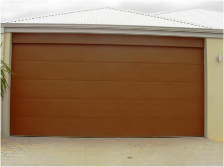 Colorbond Garage Door Colorbond Sectional Garage Doors Perth